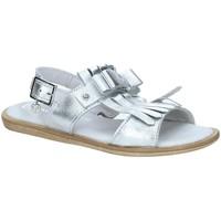Sapatos Rapariga Sandálias Melania ME6027F7E.A Prata