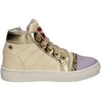 Sapatos Rapariga Sapatilhas de cano-alto Melania ME1080B7E.B Rosa