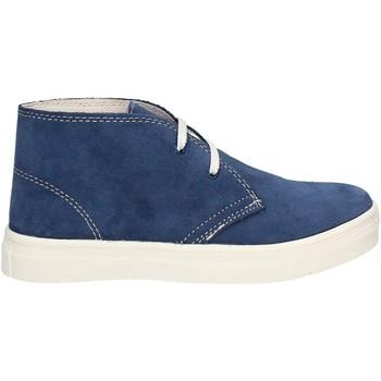 Sapatos Criança Botas baixas Didiblu D-3500 Azul