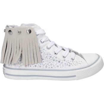 Sapatos Rapariga Sapatilhas de cano-alto Lulu LV010074T Branco