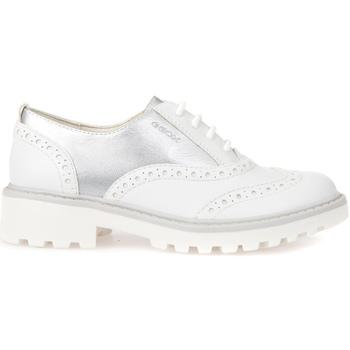Sapatos Criança Sapatos Geox J6420F 054AJ Branco