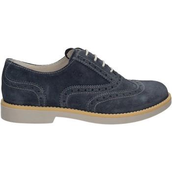 Sapatos Rapaz Sapatos NeroGiardini P734100M Azul