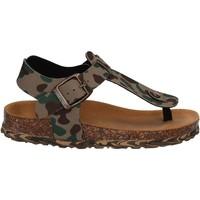 Sapatos Criança Sandálias Bionatura 22B1001 Verde