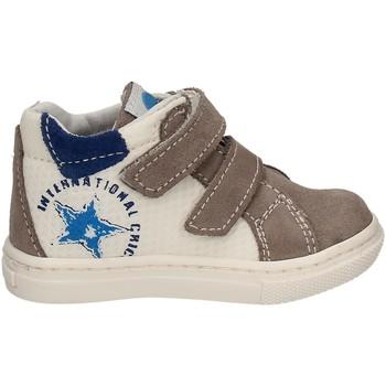 Sapatos Criança Sapatilhas Melania ME0128A7E.C Cinzento