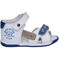 Sapatos Criança Sandálias Melania ME0813A7E.B Branco