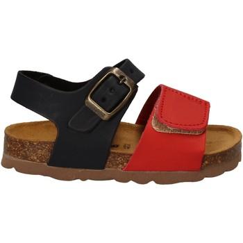 Sapatos Criança Sandálias Bamboo BAM-218 Vermelho