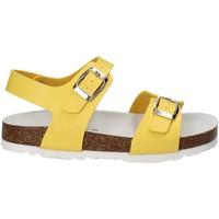 Sapatos Criança Sandálias Bamboo BAM-14 Amarelo