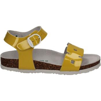Sapatos Criança Sandálias Bionatura 22B1024 Amarelo