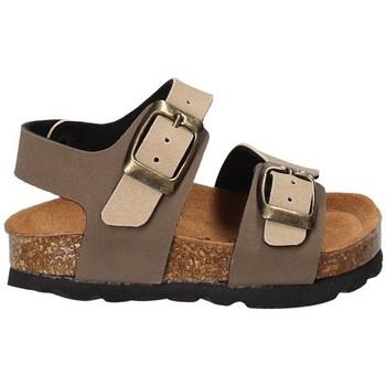 Sapatos Criança Sandálias Bamboo BAM-14 Castanho