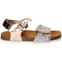 Sapatos Rapariga Sandálias Bamboo BAM-218 Branco