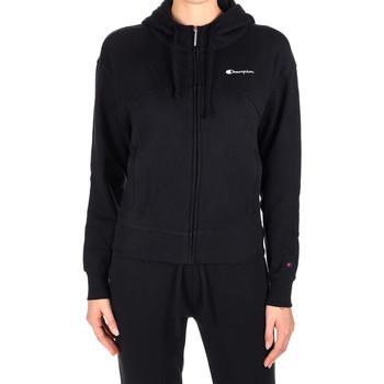 Textil Mulher Sweats Champion 111987 Preto