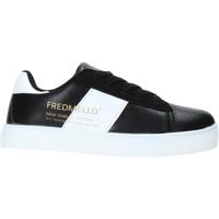 Sapatos Criança Sapatilhas Fred Mello W19-SFK203 Preto