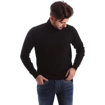 Textil Homem camisolas Gas 561820 Preto