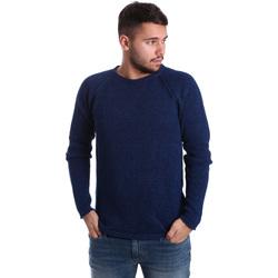 Textil Homem camisolas Gas 561872 Azul