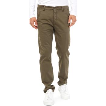 Textil Homem Chinos Gas 360704 Verde