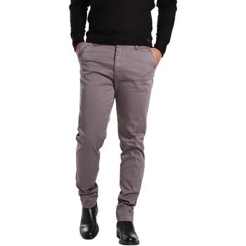 Textil Homem Chinos Gas 360704 Cinzento