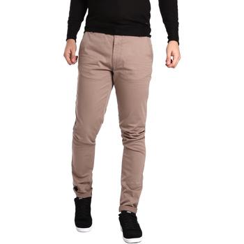 Textil Homem Chinos Gas 360704 Bege