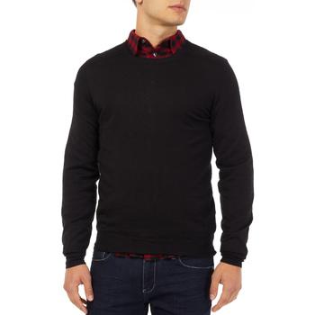 Textil Homem camisolas Gas 561882 Preto