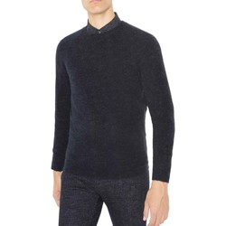 Textil Homem camisolas Antony Morato MMSW00762 YA400086 Preto