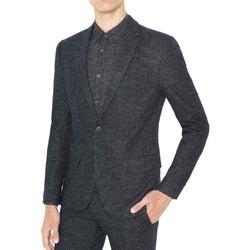 Textil Homem Casacos/Blazers Antony Morato MMJA00302 FA140078 Preto
