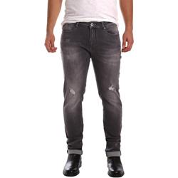 Textil Homem Calças de ganga slim Gaudi 721FU26001 Preto