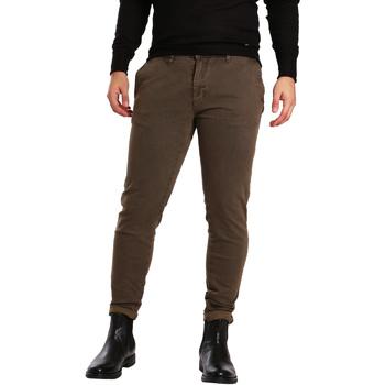 Textil Homem Chinos Gaudi 721BU25007 Castanho