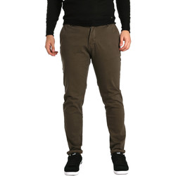 Textil Homem Chinos Gaudi 721BU25014 Castanho