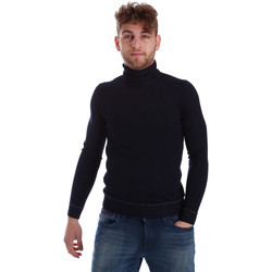 Textil Homem camisolas Gaudi 721BU53031 Azul