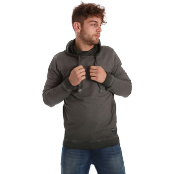 Textil Homem Sweats Gaudi 721BU64003 Verde