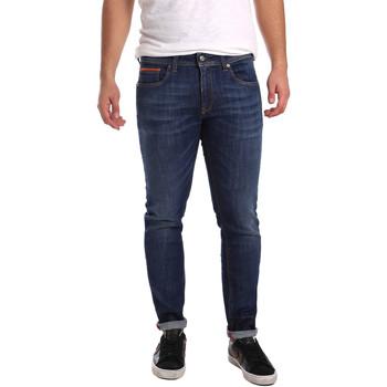 Textil Homem Calças de ganga slim 3D P3D6 2667 Azul