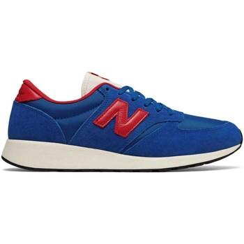 Sapatos Homem Sapatilhas New Balance NBMRL420SM Azul
