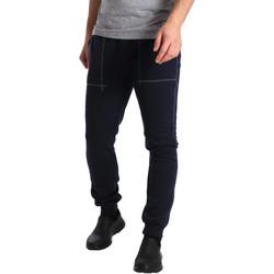 Textil Homem Calças de treino Key Up SF19 0001 Azul