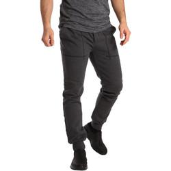 Textil Homem Calças de treino Key Up SF19 0001 Cinzento
