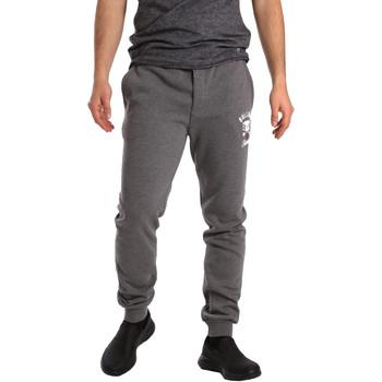 Textil Homem Calças de treino Key Up GF16 0001 Cinzento
