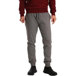 Textil Homem Calças de treino Key Up GV77 0001 Cinzento