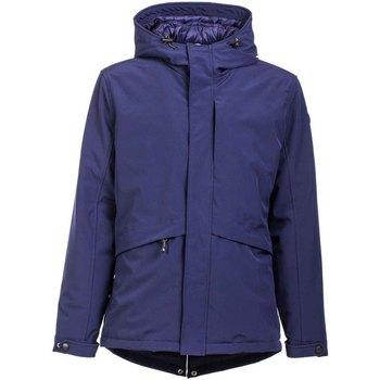 Textil Homem Parkas U.S Polo Assn. 42758 51919 Azul