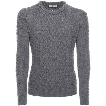 Textil Homem camisolas NeroGiardini A774090U Cinzento