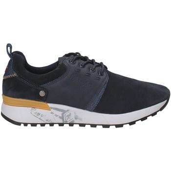 Sapatos Homem Sapatilhas Wrangler WM172190 Azul