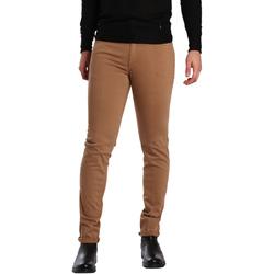 Textil Homem Calças Sei3sei PZV16 7239 Bege