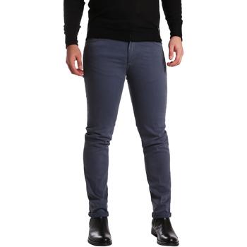 Textil Homem Calças Sei3sei PZV16 7239 Azul