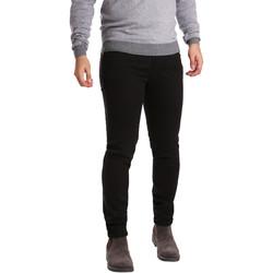 Textil Homem Calças Sei3sei PZV17 7257 Preto