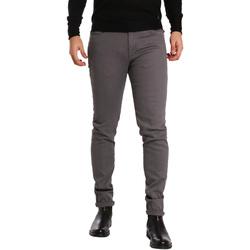 Textil Homem Calças Sei3sei PZV17 7257 Cinzento