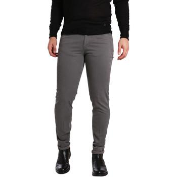 Textil Homem Calças Sei3sei PZV17 7226 Cinzento