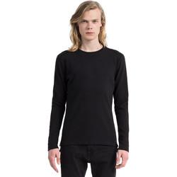 Textil Homem camisolas Calvin Klein Jeans J30J303658 Preto