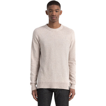 Textil Homem camisolas Calvin Klein Jeans J30J305466 Bege