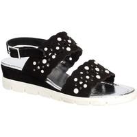 Sapatos Mulher Sandálias Keys 5915 Preto