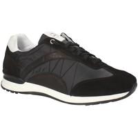 Sapatos Homem Sapatilhas Exton 661 Preto