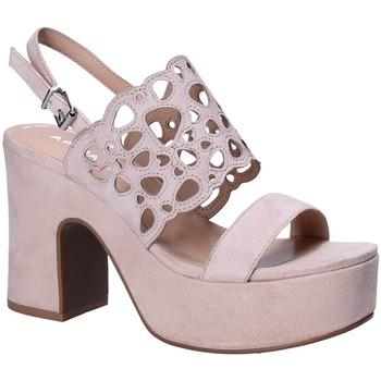 Sapatos Mulher Sandálias Apepazza GRC02 Rosa