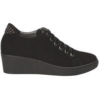 Sapatos Mulher Sapatilhas Grunland SC3524 Preto