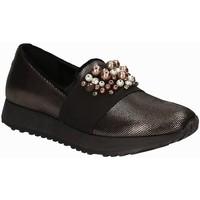 Sapatos Mulher Slip on Apepazza MCT14 Cinzento